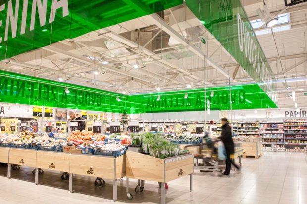 Nákup potravín baví 61 percent Slovákov