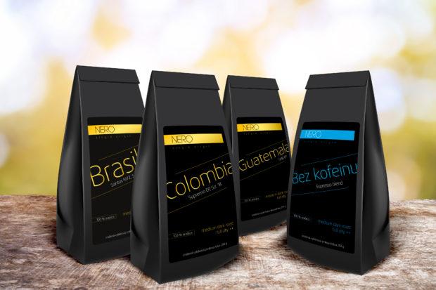 Datart predáva vlastnú značku kávy Nero