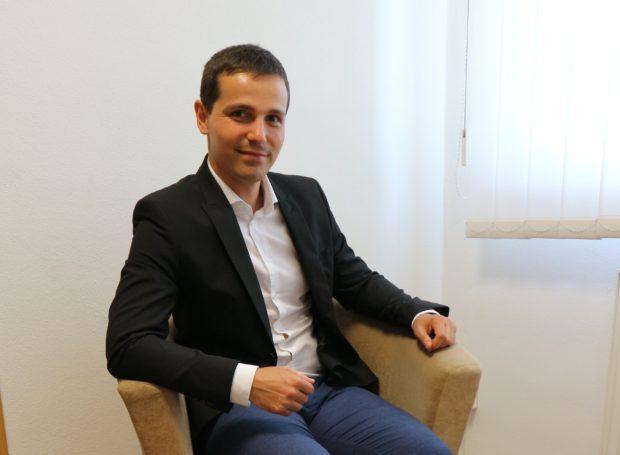Andrej Surovec, obchodný riaditeľ Nitrazdroju: Kritika posúva dopredu