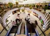 Regionálne nákupné centrá: Menej návštevníkov, ale vyššie tržby