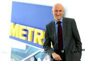Jan Žák sa stal prvý generálny riaditeľ veľkoobchodu Metro