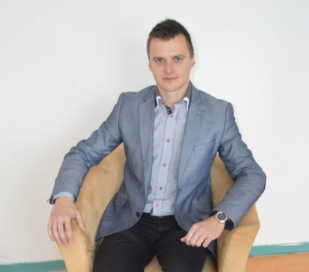 Ivan Bzdúšek, vedúci oddelenia obchodu a marketingu v Coop Jednote Senica: Mám vysoký životný cieľ. Byť šťastný