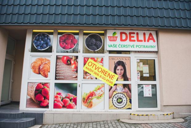 Vlastníkom Delia potravín sa stala Arca Capital. Plánujú 50 nových predajní aj e-shop