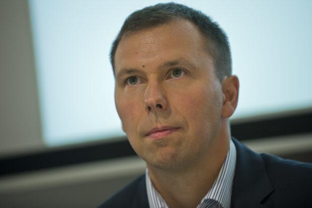 Stanislav Čajka je riaditeľom siete obchodov Terno