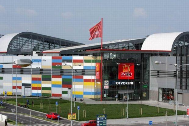 V bratislavskom Avione otvoria už čoskoro nový hypermarket Kaufland