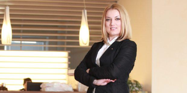 Jana Poláčková, prokuristka dm drogerie markt: Chcem prežiť naplnený život