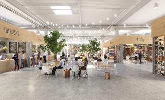 Nákupné centrum Slnečnice Market otvorí  svoje brány na jeseň