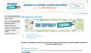Od pondelka na Heureke.sk štartujú tri dni dopravy zdarma