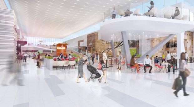 Nákupné centrum Avion v hlavnom meste ponúkne zákazníkom nový foodcourt