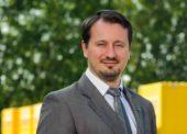 Martin Štiglinc je obchodný manažér európskej logistiky v Dachser Slovakia