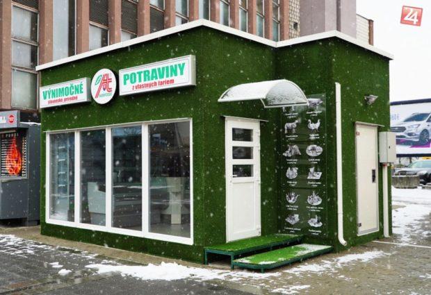 Farmfoods otvoril obchod v Trenčíne. Združenie slovenských farmárov chce expandovať po celom Slovensku