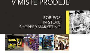 Vyšla kniha o marketingovej komunikácii v mieste predaja od Daniela Jesenského