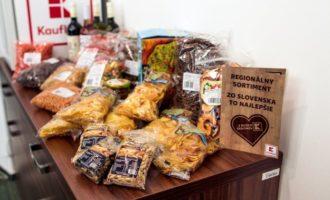 Kaufland rozšíril ponuku o výrobky 21 lokálnych výrobcov