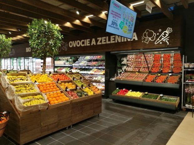 Fresh otvoril v Košiciach nový supermarket, má rozšírený sortiment zdravých potravín