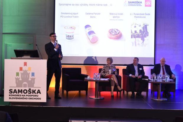 Panelová diskusia na Samoške: Štát musí pomôcť slovenským výrobcom potravín