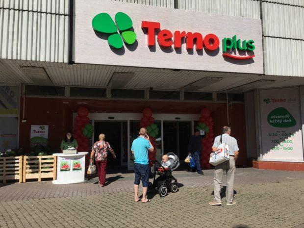 Terno sa stalo členom Slovenskej aliancie moderného obchodu