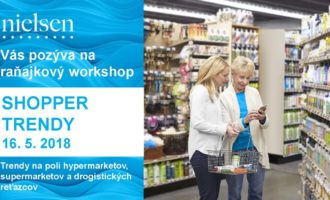 16. 5. 2018 Raňajkový workshop Shopper trendy, Bratislava