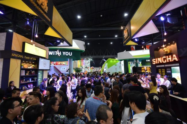 29. 5. – 2. 6. 2018 Veľtrh Thaifex – World of Food Asia 2018, Bangkok, Thajsko