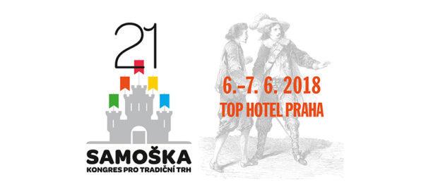6. – 7. 6. 2018 Kongres Samoška, Praha