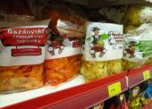 Podiel slovenských výrobkov v regáloch je len necelých 38 percent. Za sedem rokov klesol zhruba o desatinu