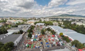 16. – 19. 8. 2018 Agrokomplex Nitra