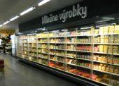 Ceny potravín na Slovensku rastú najrýchlejšie v EÚ. Zdraželi maslo, vajcia či mliečne výrobky