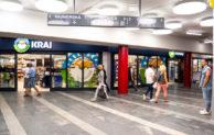 Kraj má po pol roku päť predajní. Ďalšie otvorí na Drotárskej ulici v Bratislave a Rusovciach