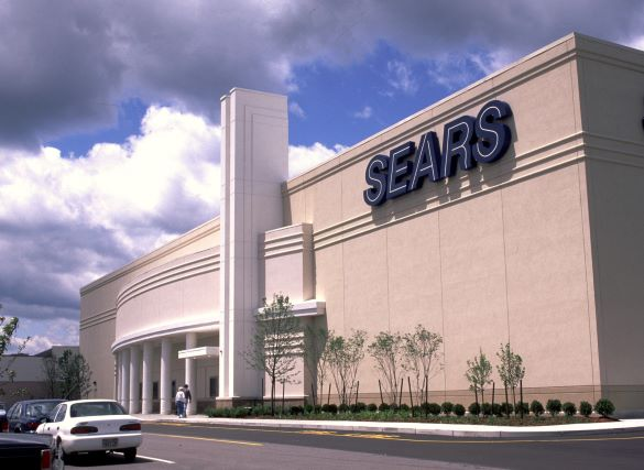 Legendárny Sears vyhlásil bankrot