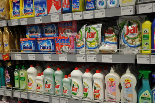 Tovar&Predaj 9 – 10/2018: Spotrebitelia chcú umývať riad ekologicky