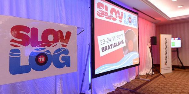 20. – 23. 11. 2018 Kongres SLOVLOG, Bratislava