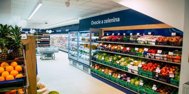 Potraviny Kraj už aj na Drotárskej ceste av Rusovciach