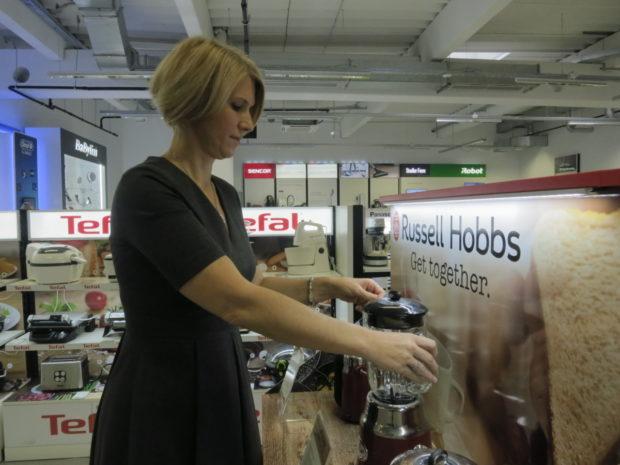 Andrea Slaná, country manažérka spoločnosti Alza.sk