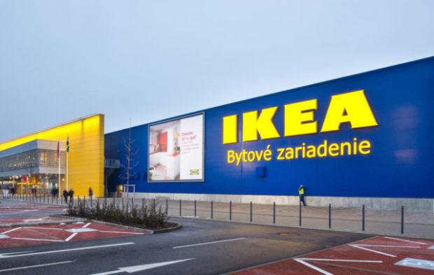 Ikea na Slovensku naďalej rastie