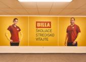 Billa otvorila nové tréningové centrum v Košiciach
