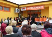 Coop Jednota otvorila na Slovensku ďalší supermarket