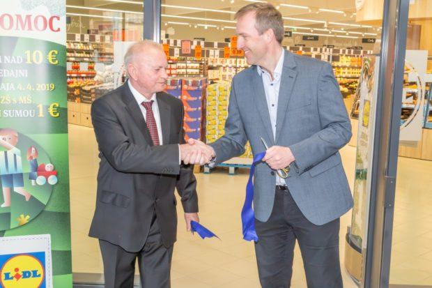 Lidl na Slovensku otvoril svoju 135-tu predajňu