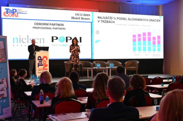 Kongres TaPcon: Slováci sú pri nákupe lokálpatrioti, slovenské produkty však považujú za drahé