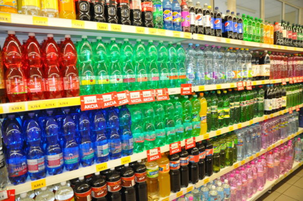 Spotreba nealkoholických nápojov na Slovensku stúpa