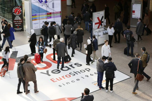16. – 20. 2. 2020, EuroShop, Düsseldorf