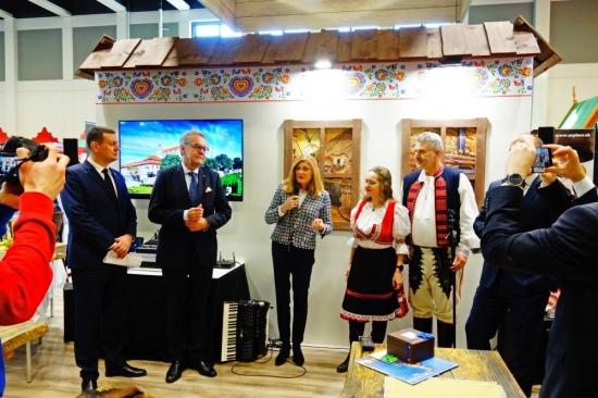 Agrorezort strojnásobí podporu na prezentáciu slovenských potravinárov