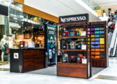 Nespresso predstavil v Bratislave nový predajný formát