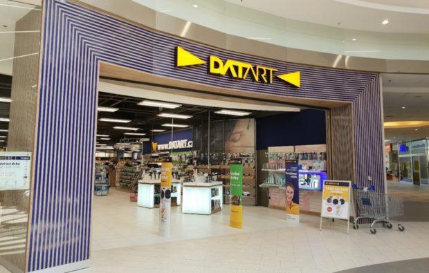 Datart otvára novú predajňu v bratislavskom Poluse