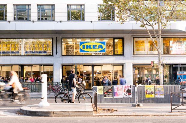 Maloobchodné tržby spoločnosti IKEA sa zvýšili o päť percent
