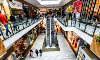 Regionálne nákupné centrá: Gastro je nová móda