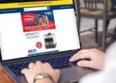 Online predaj v Planeo Elektro vzrástol o 300 %. Zákazníci nakupujú šijacie stroje