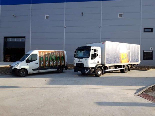 Heineken Slovensko presťahoval distribučné centrum v Martine