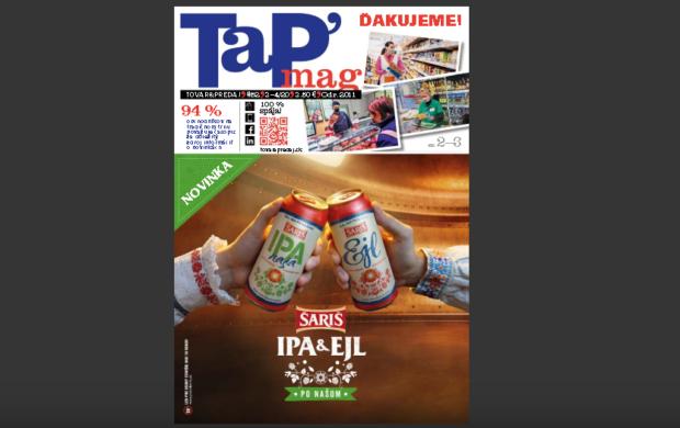 Nové vydanie Tovar&Predaj je k dispozícii online