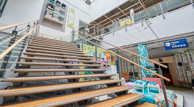 IKEA otvorila obchodný dom v Bratislave