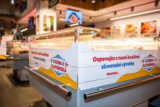 """Slováci chcú nakupovať slovenské potraviny. Billa reaguje projektom """"Doba slovenská"""""""