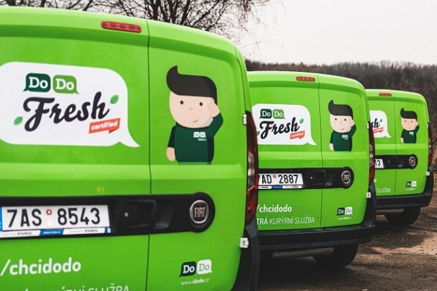 Logistický startup DoDo vstupuje do Maďarska a pokračuje v expanzii na Slovensku
